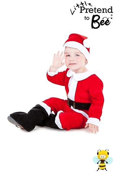 Amazon.com: Infantil para Niño Cute Little de Papá Noel ...