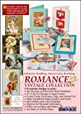 ScrapSMART - Romance: Valentine, Wedding, Anniversary, Birthday Vintage Collection Software - Jpeg & PDF Files [Download]