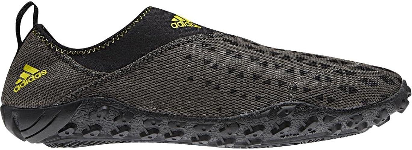adidas Men's Kurobe Ii Water Shoes - Dark Cinder/Half Green/Black 9, UK Size -8
