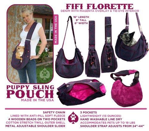 Puppy Pouch Fifi Florette