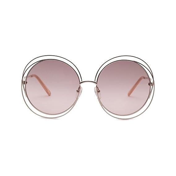 Chloé CE114S 724 62, Gafas de Sol para Mujer, Gold ...