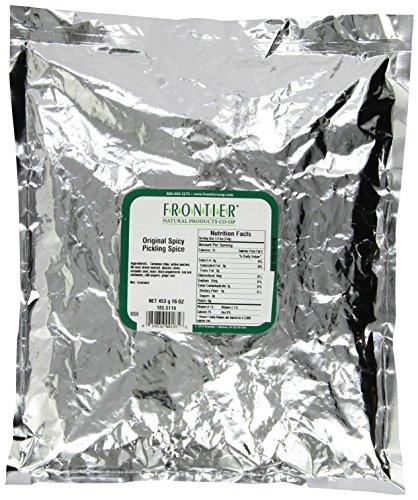 Frontier Pickling Spice, Original-spicy, 16 Ounce Bag