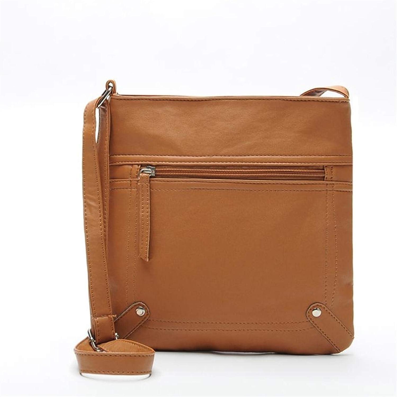 Fashion Womens Leather Satchel Cross Body Shoulder Messenger Bag Handbag famous designer purses and handbags handbag 0502#30