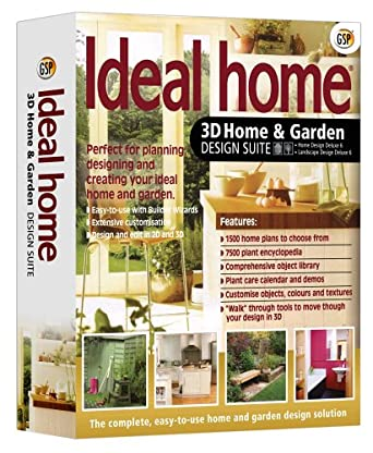 GSP Ideal Home Design Suite (PC) on ideal city design, ideal sewing room design, ideal chicken coop design, ideal kitchen design, ideal food plot design, ideal architectural design,