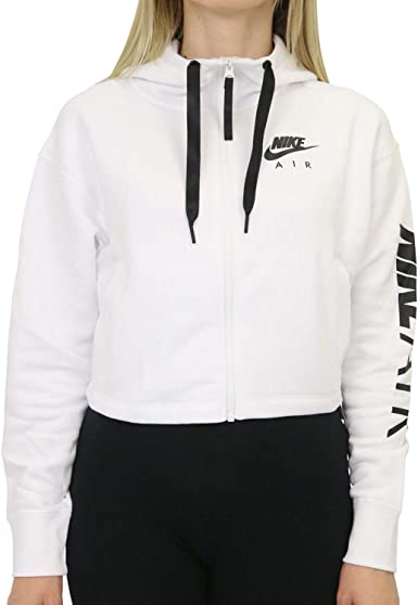 Nike Air Sweat Shirt À Capuche Femme: : Sports et