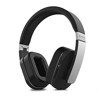 Zoweetek Auriculares Bluetooth V4.1 On-Ear Auriculares Inalámbricos Estéreos de AptX, Auriculares Plegables para iPhone,iPad Android, Windows, etc.
