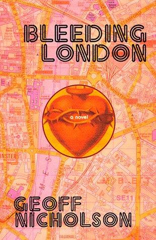 book cover of Bleeding London