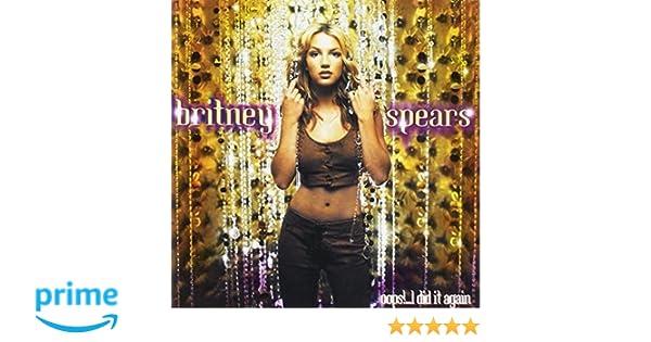 Britney spears oops i did it again full album download
