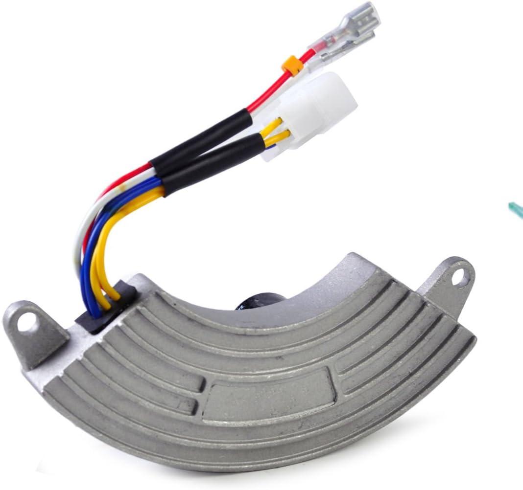 AVR Automatic Voltage Regulator Generator 4KW 5KW 5.5KW 6KW 6.5KW 7KW 7.5KW