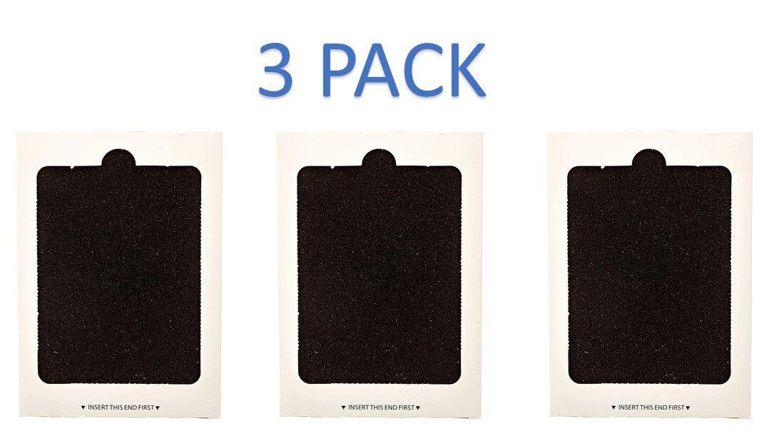 3 Pack PAULTRA Replacment for Frigidaire PAULTRA, SCPUREAIR2PK, Electrolux EAFCBF Refrigerator Air Filter