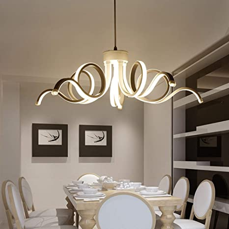 XY&XH Chandelier Led Modern Chandelier Lighting Novelty ...