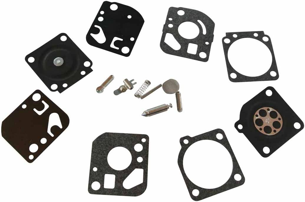 Carburetor Rebuild Kit Repair Gasket Diaphragm for ZAMA RB-29 Ryobi Homelite String Trimmer