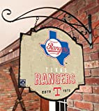MLB Texas Rangers Tavern Sign, One Size, Multicolor