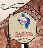 Winning Streak Sports Vintage Tavern Sign - Texas Rangers , One Size