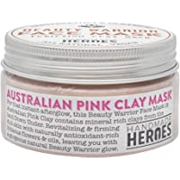 Natural Vegan Detoxifying Mask - Beauty Warrior Face Mask - Hibiscus Vitamin C Boost