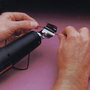 Wagner Spraytech Wagner 0503038 HT400 Heat Gun 650?F Basic pack (Color: Basic pack, Tamaño: 1 Pack)