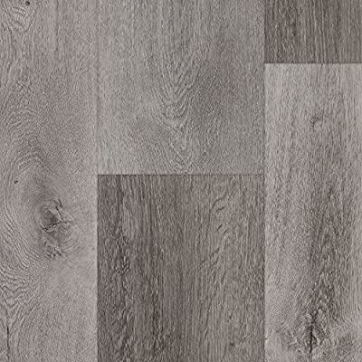 Capitan WPC Vinyl Flooring | Durable, Water-Proof | Easy Install, Click-Lock | Plank SAMPLE by GoHaus