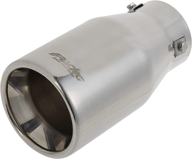 SIMONI RACING TRX/25 Cola Escape Universal, INOX