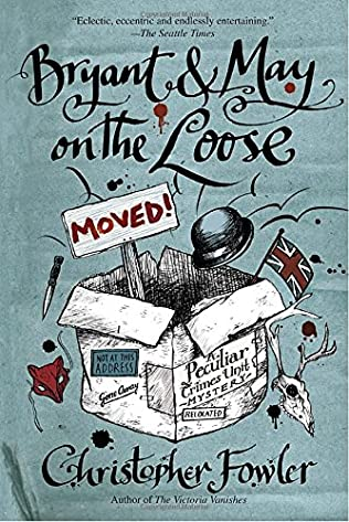 book cover of On the Loose