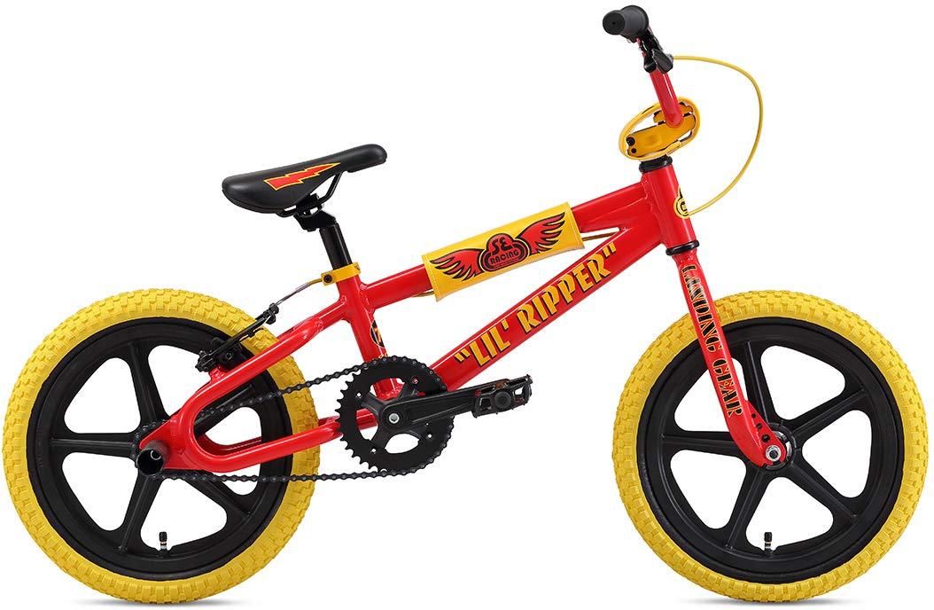 SE バイク リルリッパー 16インチ レッド BMX バイク 2019   B07C62H9TT