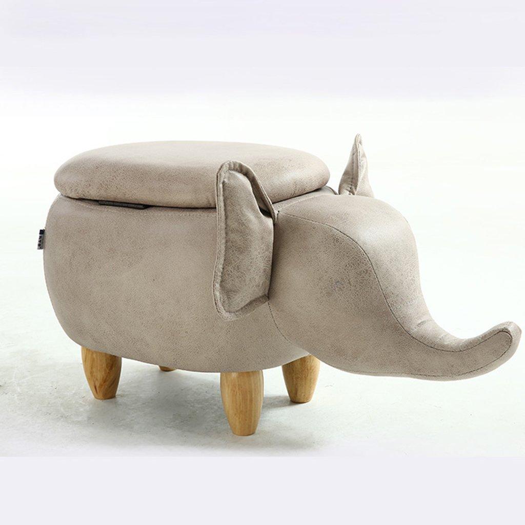 CKH Creative Elephant Scarpa Panchina Scarpiera Home Storage Sgabello Test Sgabello Sgabello Ammissione Sgabello Divano Sgabello jimu