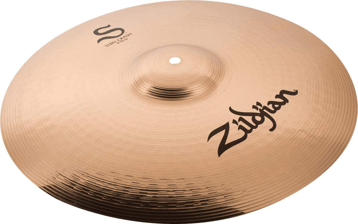 16 Thin Crash Cymbal Zildjian S Family Series
