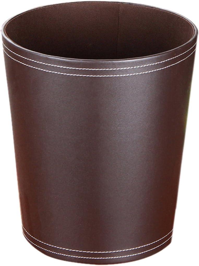 Chambre Bureau 7L Poubelle R/étro Decorative Corbeille pour Cuisine ZUJI Corbeille /à Papier Caf/é Salon Caf/é