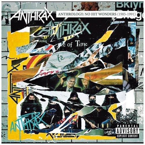 Anthrax: Anthrology: No Hit Wonders 1985-1991