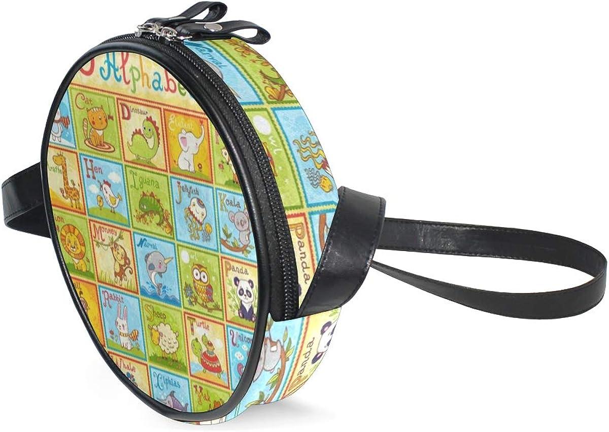 Round Crossbody Bag Chinese...