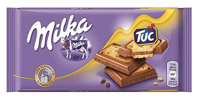 Milka & TUC Crackers - Pack ...