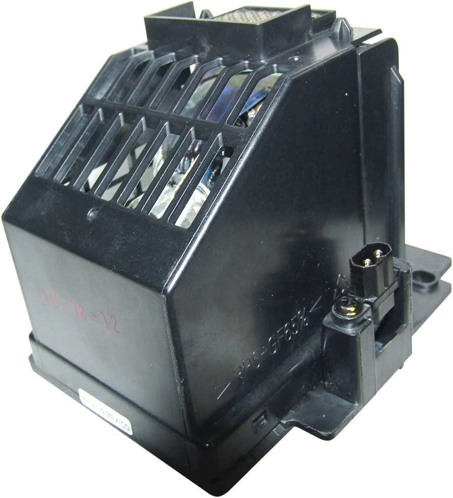 Original Philips Bulb Inside Lutema Platinum for Mitsubishi 915B441001 TV Lamp with Housing