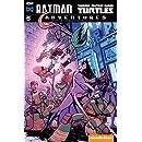 Batman/Teenage Mutant Ninja Turtles Adventures #5