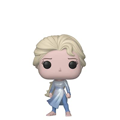 Funko Pop! Disney: Frozen 2 - Elsa (Dark Sea) Exclusive: Toys & Games