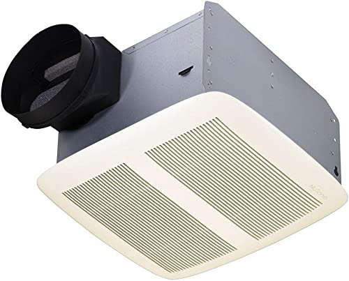 Nutone QTXEN150 Ultra Silent Series Fan Whtie Grille 150 CFM Energy Star