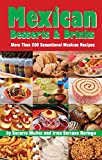 img - for Mexican Desserts and Drinks book / textbook / text book