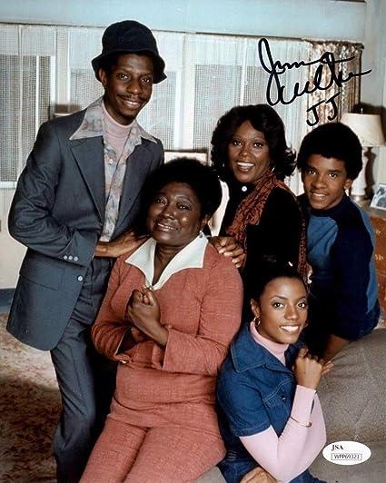 Jimmie Walker Jj Autographed Signed Good Times 8x10 Photo Jsa Dy