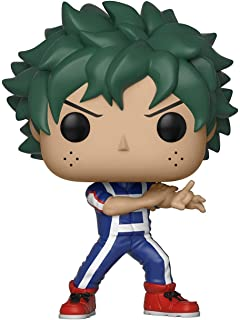 Amazon com: Funko POP Anime My Hero Academia Deku Action