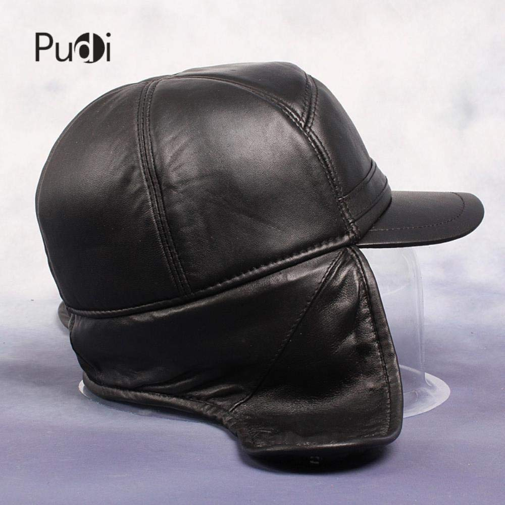 Ball Caps Ear wamer Earflap Hat Skull Russian Unisex Hats caps Winter Warm Baseball Hats