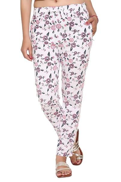 6c0b0601a Pink z Women s Comfort Cotton Track Pants (L