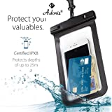 Adoniz Mobile Waterproof Bag/Cover/Pouch (Random Colour)