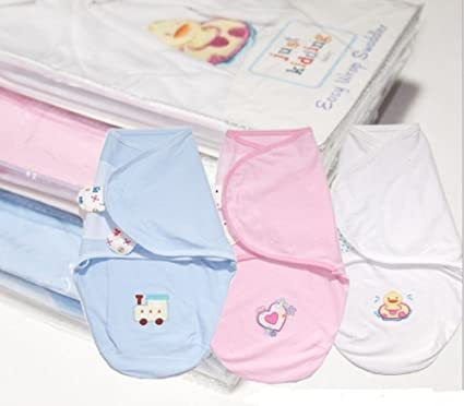 Hearty Girls All In One Age 0-3 Months 3 Pack Girls' Clothing (0-24 Months)