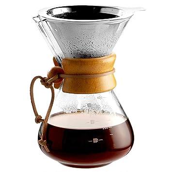Amazon.com: Cafetera para café, cafetera, cafetería ...