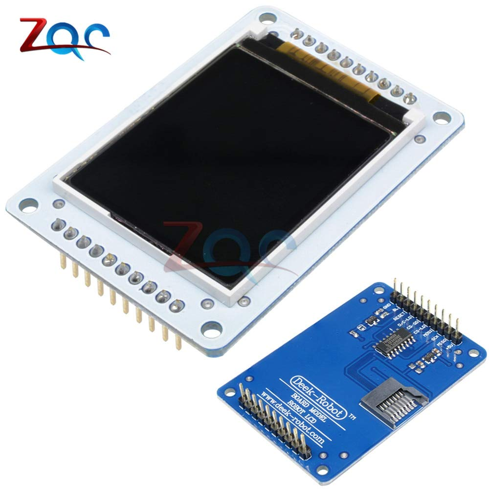 "1.8/"" inch 128x160 TFT LCD Display Shield for Arduino Due,MEGA 2560,Uno w//Library"