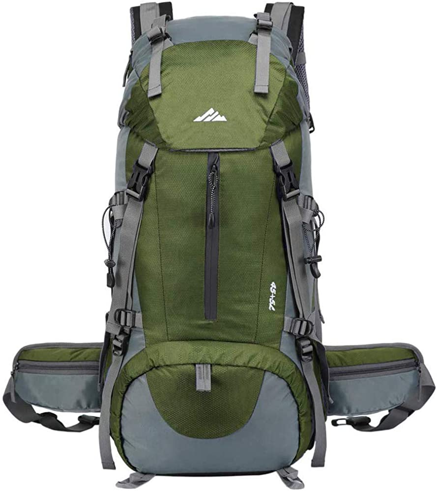 Seenlast Hiking Backpack with Rain Cover