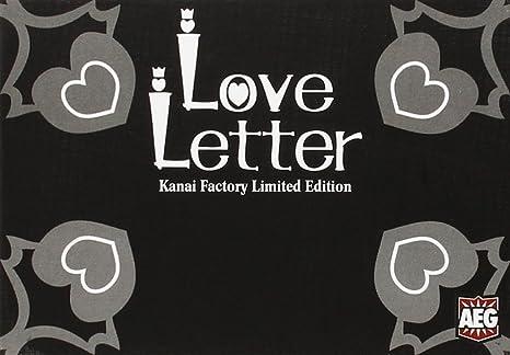 love letter kanai factory edition