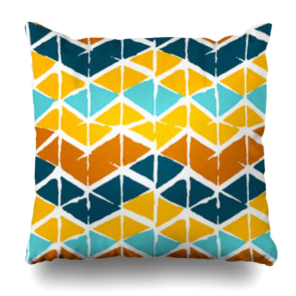 GisRuRu Throw Pillow Covers Square Size 16 x 16 Inches Modern Peacock Floral Pattern Abstract Feather Wall Black Carpet Creative Curve Elegance Home Decor Sofa Pillowcase Cushion Cases