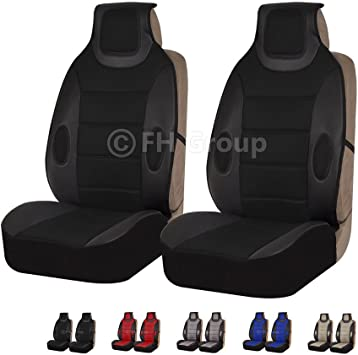Jaguar S Type Heavy Duty Grey Waterproof Car Seat Covers Full Set