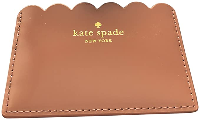 kate spade lily avenue patent leather business card case holder - Kate Spade Business Card Holder