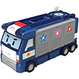 Robocar Poli  - 83377 -  Camion Quartier General Mobile 30cm - 1 voiture Poli incluse