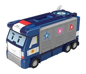 Poli 83377 Camion Incluse Quartier Voiture Mobile 30cm General 1 Robocar iuOZTkXwP
